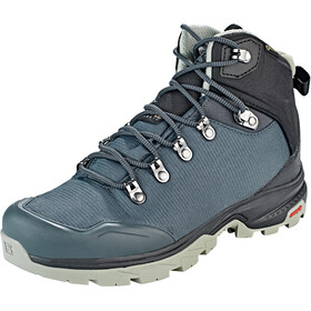 Salomon Outback 500 GTX Schoenen Dames, ebony/black/shadow